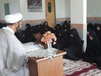 تجلیل از خانواده های طلاب مدرسه علمیه الزهرا(س) فامنین، در روز خانواده