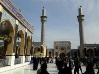 عکس هایی خاطره انگیز از سفر به دیار عاشقان/ شهر مقدس نجف اشرف