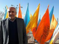 افتتاحیه طرح گسترش برنامه های حوزه فرهنگ رضوی به طول سال همدان