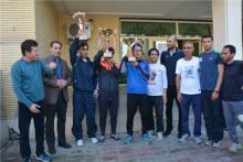 کسب مقام چهارم دونده فامنيني در مسابقات دوي ماراتن قهرماني کشور(جام هرمز)