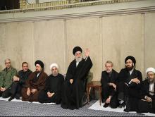 مراسم ترحیم حجتالاسلام والمسلمین هاشمی برگزار شد