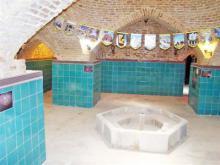 حمام قدیمی اثری تاریخی در فامنین