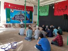 جلسه تکنیک های مشارکت حداکثری با حضور حجت الاسلام دکتر روانبخش