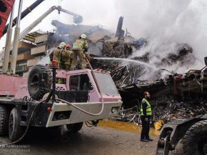 استقرار شعبه ویژه حقوقی پلاسکو/عامل انسانی علت آتشسوزی وتخریب