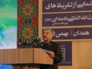 اعتراف دشمنان به ابرقدرت بودن ایران، بزرگترین دستاورد انقلاب است/ هر کس یاد کربلای 5 را فراموش کند نامش از دفتر انقلاب خط میخورد
